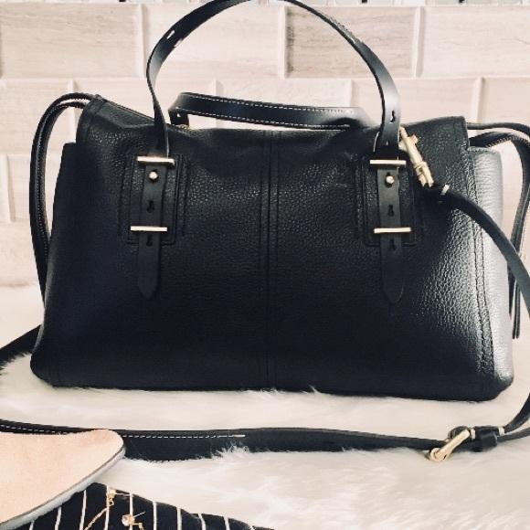 Cole Haan Bags   Trending Pebbled Leather Satchel Bag   Poshmark c0e177f2a6
